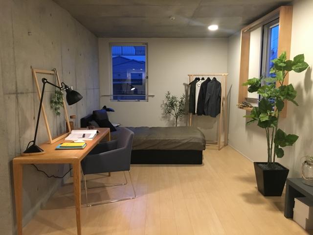 部屋と椅子